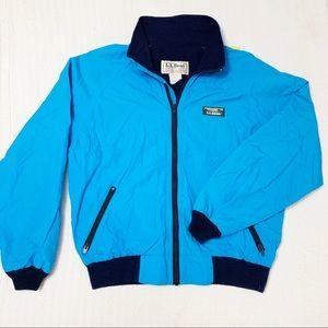 Vintage L.L. Bean 3 Season Fleece Lined Jacket